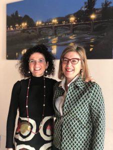 Stefania Pizzigoni e Margherita Terranova